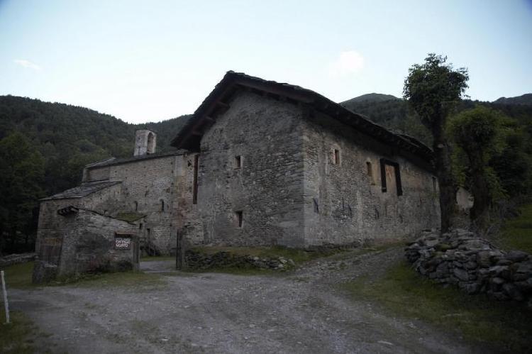 Certosa di Montebenedetto (VillarFocchiardo - Valle Susa)